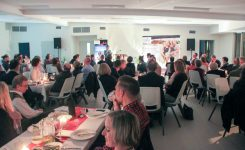Awareness Dinner: New Supporters Moved to Tears by God's Grace at SU's Inaugural Dinner for Friends