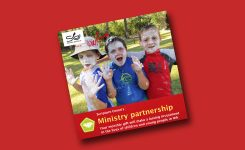 Ministry Partnership Ask a Friend Opportunity