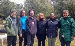 The Life Behind School Camping Reflections from intern-turned-fieldworker John Francis